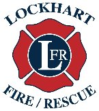 Lockhart Fire Rescue badge